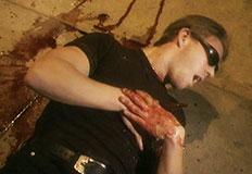 gostosa ataca marmanjo ate sangrar